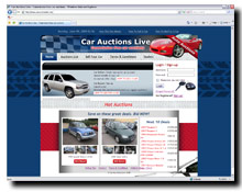 Car Auctions Live